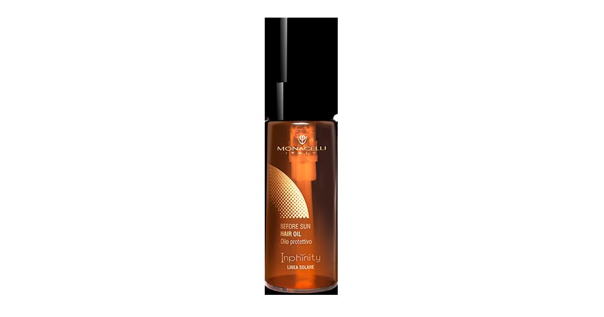 before sun hair oil monacelli italy